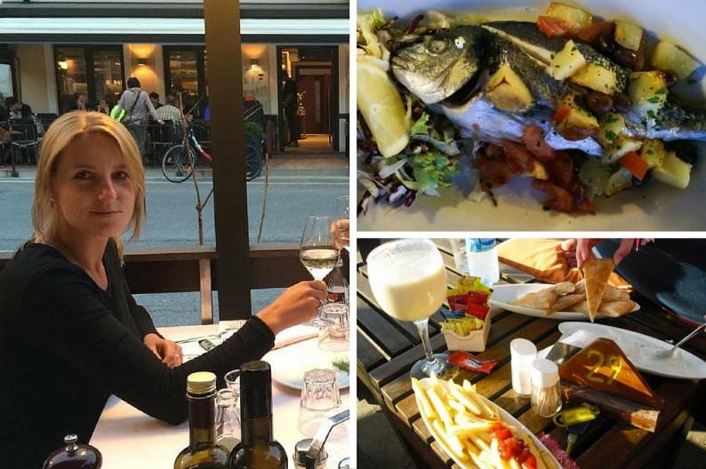 Eten op reis