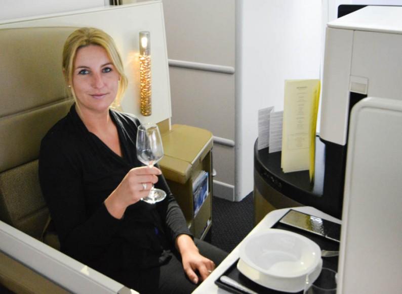 Op reis met Etihad Airways naar Abu Dhabi