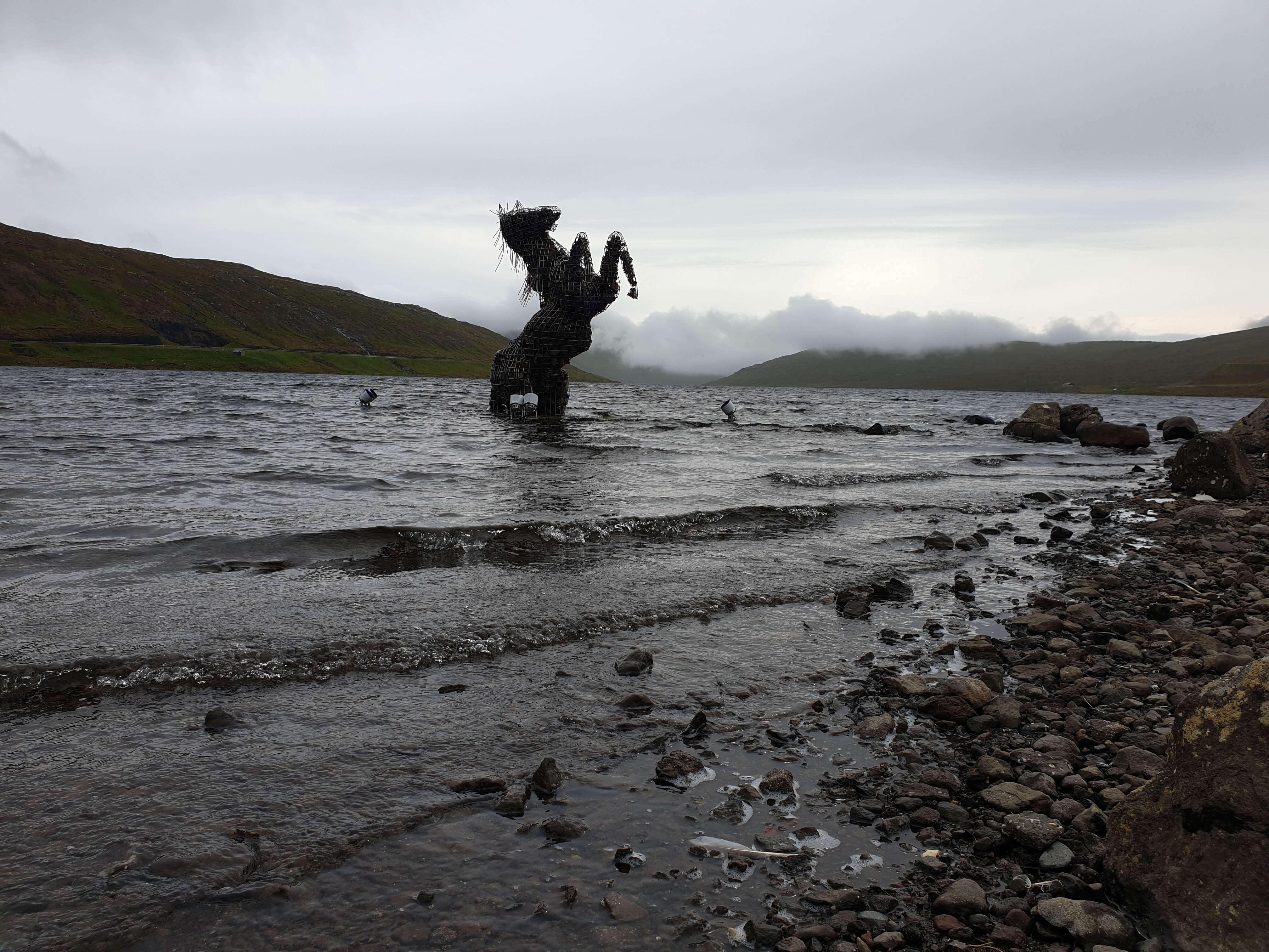 Nix, Faroe Islands legends