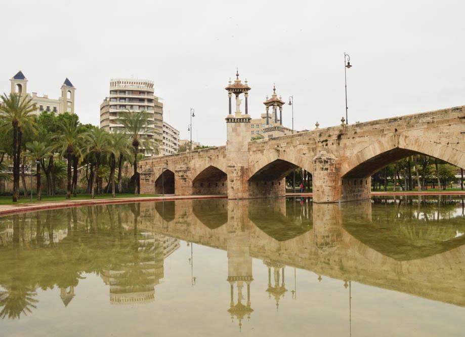 Jardin del Turia - Valencia