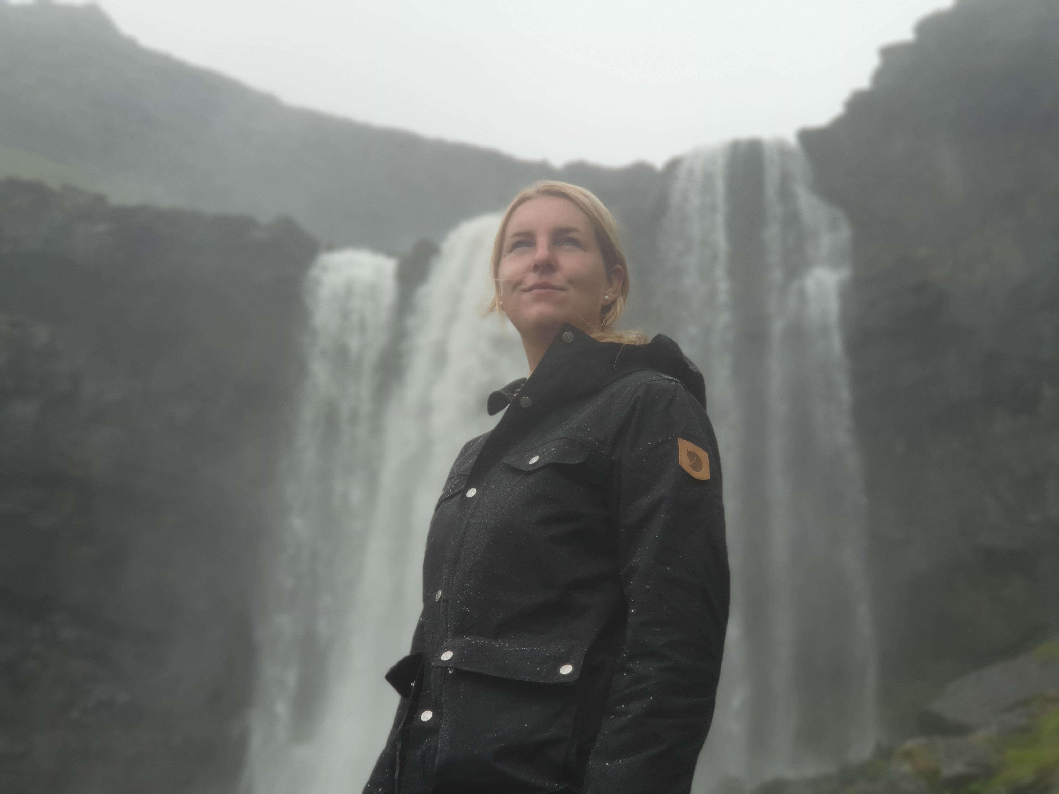 Fjällraven jassen, review Greenland Jacket W