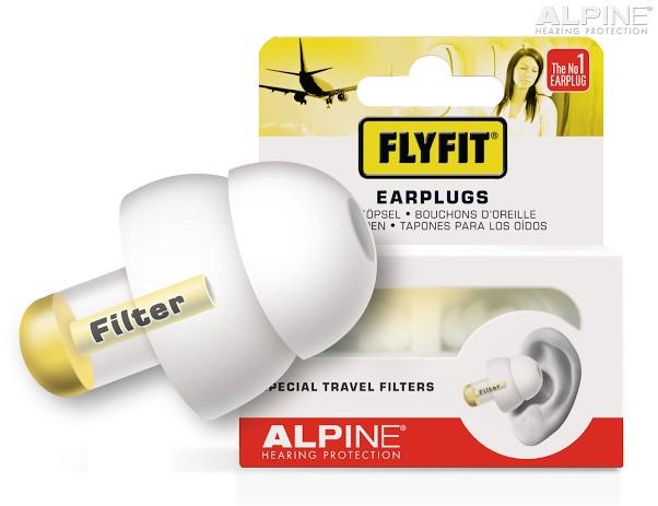 Flyfit oordoppen