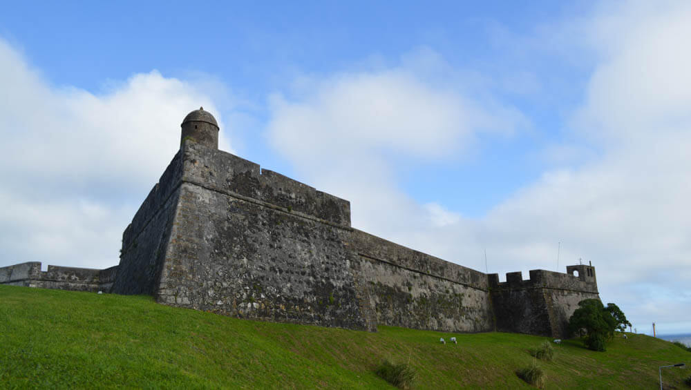 Fort Terceira - Azoren