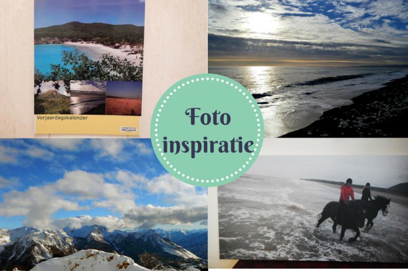 Inspiratie tip, maak een fotocollage
