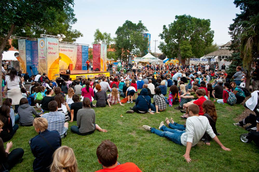 Fringe Festival Edmonton Canada