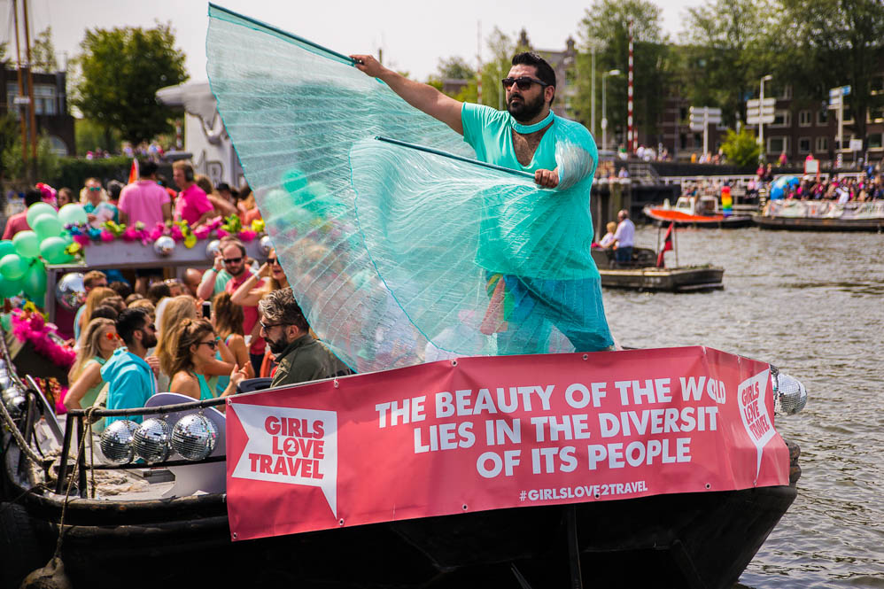 Fotoreport: Part of the GAYPRIDE 2015