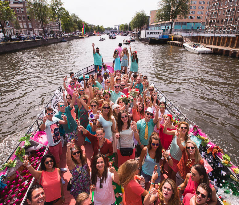 Fotoreport: Part of the Canal Parade - GAYPRIDE 2015