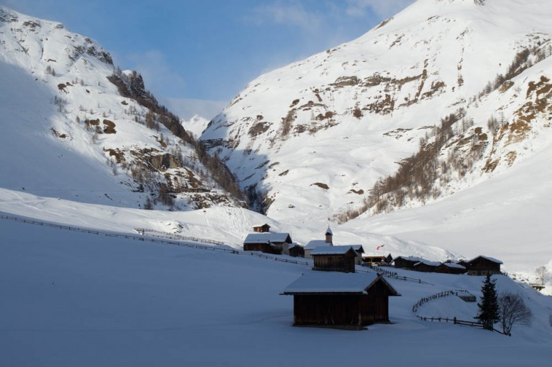 Fotoblog: Fane Alm in Zuid Tirol