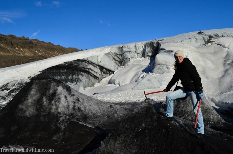 Gletsjerhike - IJsland