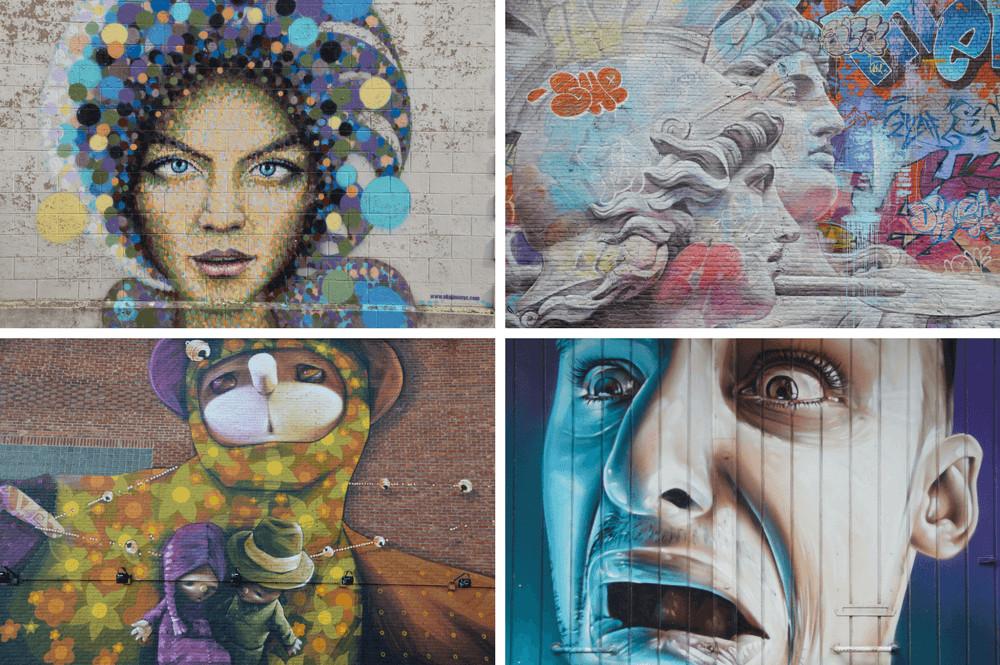 Graffiti& Street Art in Hasselt