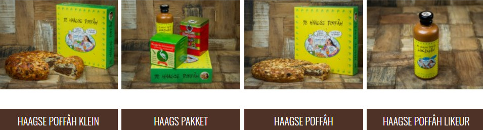 Typisch Haagse streekproducten