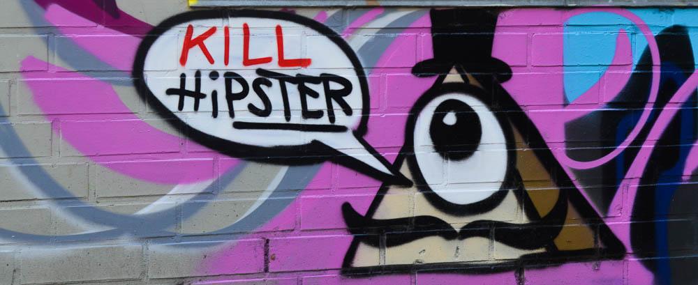Street Art - Hamburg