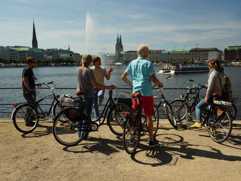 Hamburg-fietsen-Citytrip