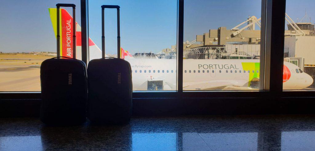 Handbagage koffer afmetingen