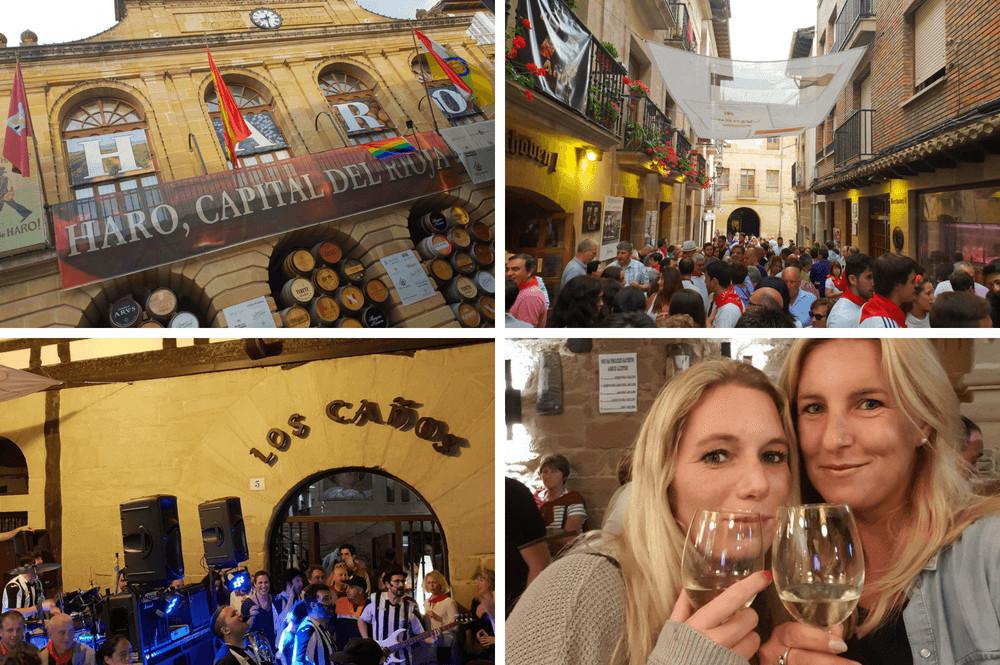 Haro La Rioja Spanje