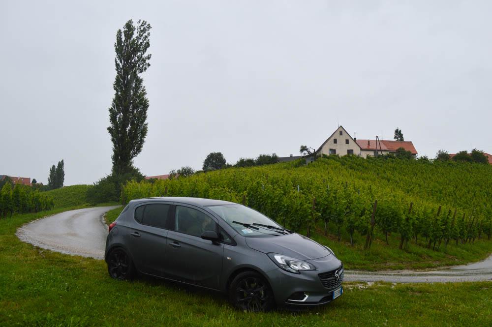 Touren door Slovenie
