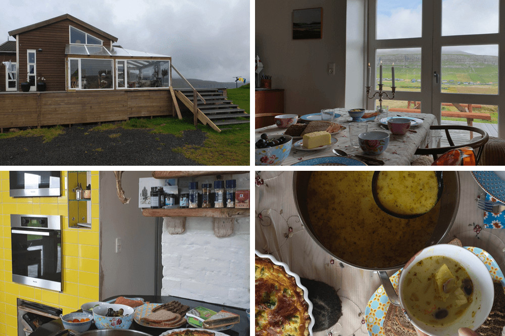 Heimblídni > Faroe home visit