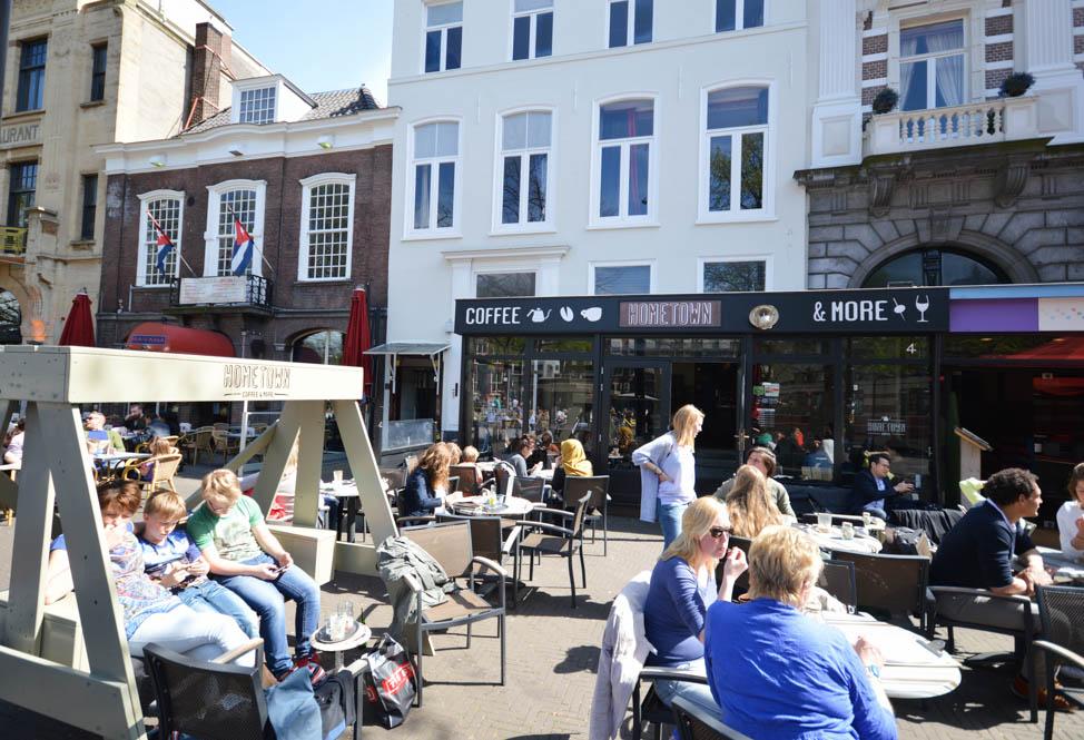 Koffie hotspots Den Haag