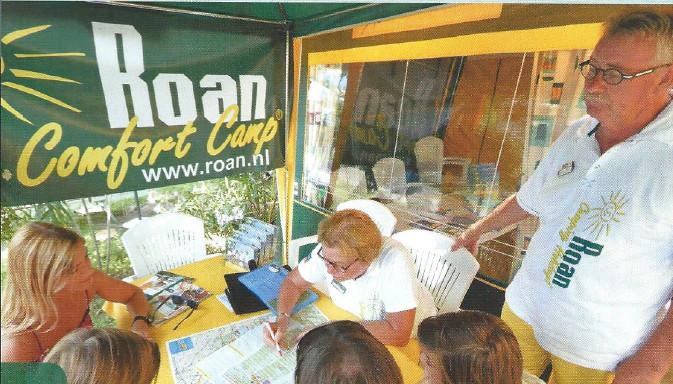 Fotografie opdracht Roan Camping Holidays