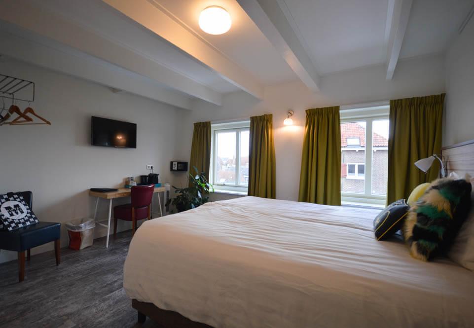 Overnachten in Middelburg, Hotel Loskade 45