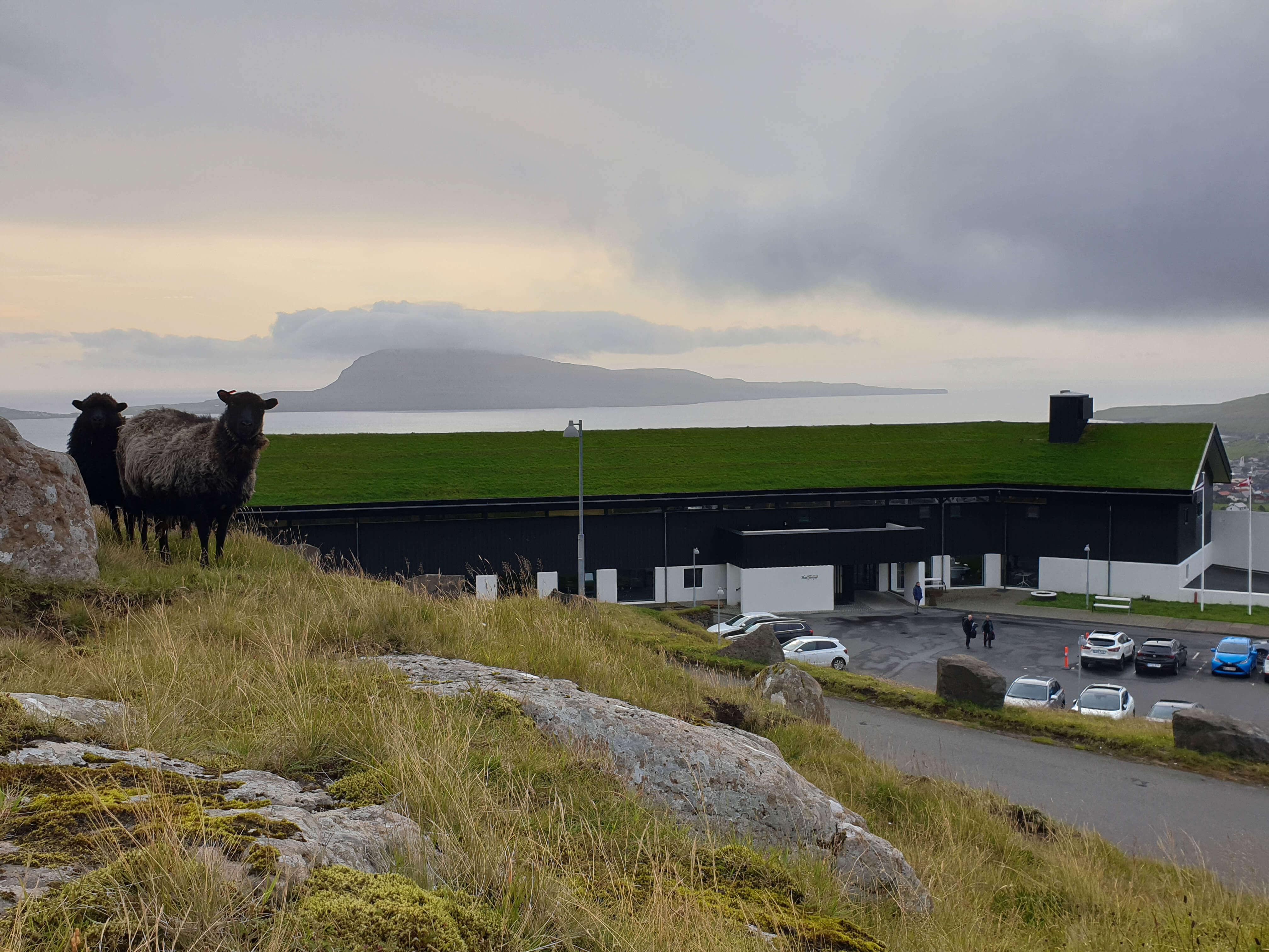 Hotel Foroyar in Tórshavn