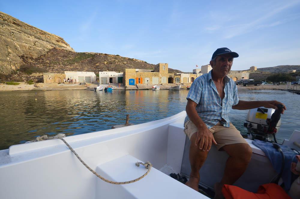 Inland Sea - Gozo