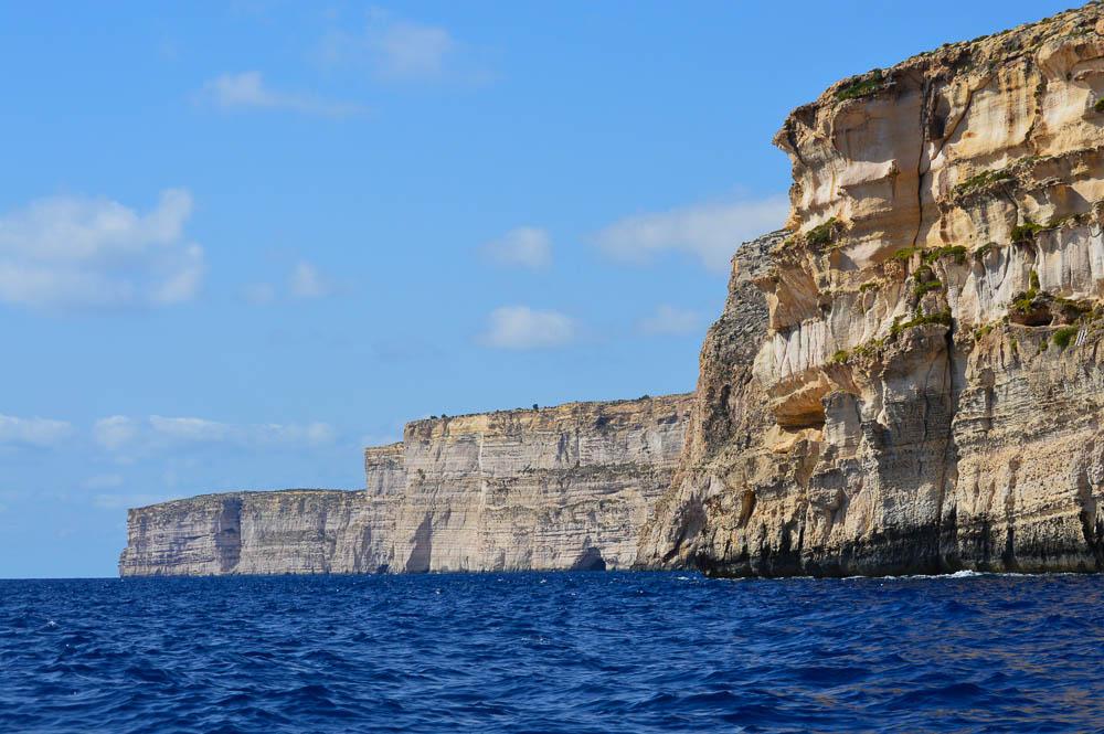 Kliffen van Gozo