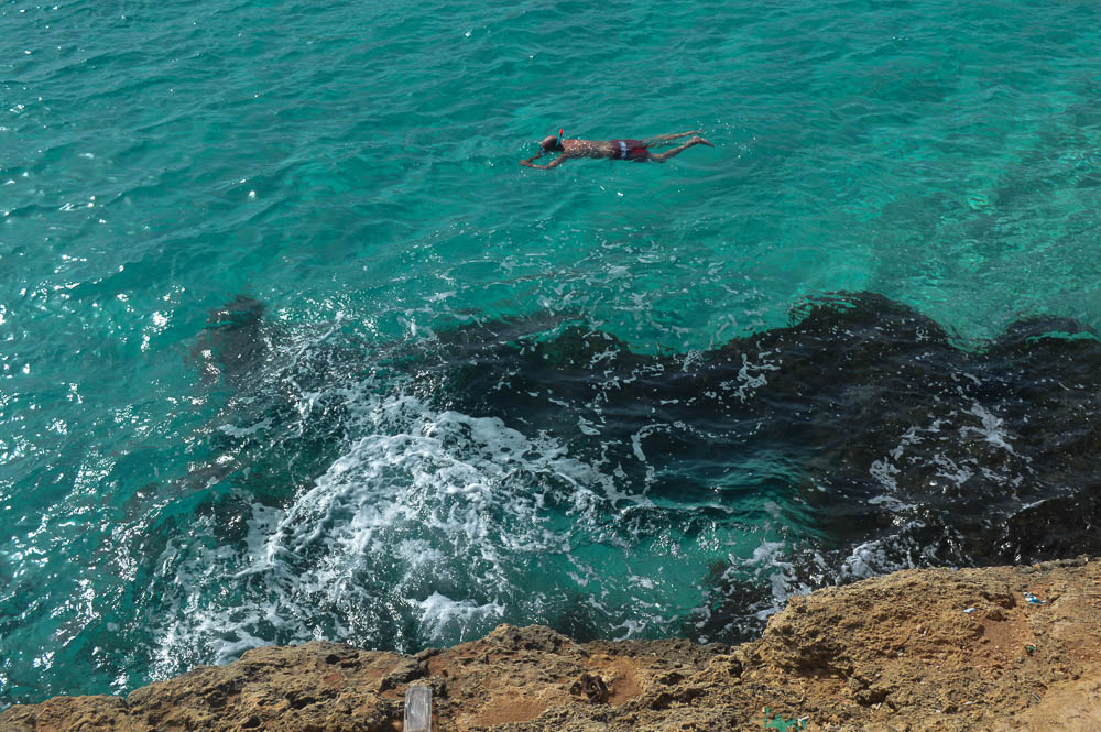 Snorkelen Blue Lagoon Comino