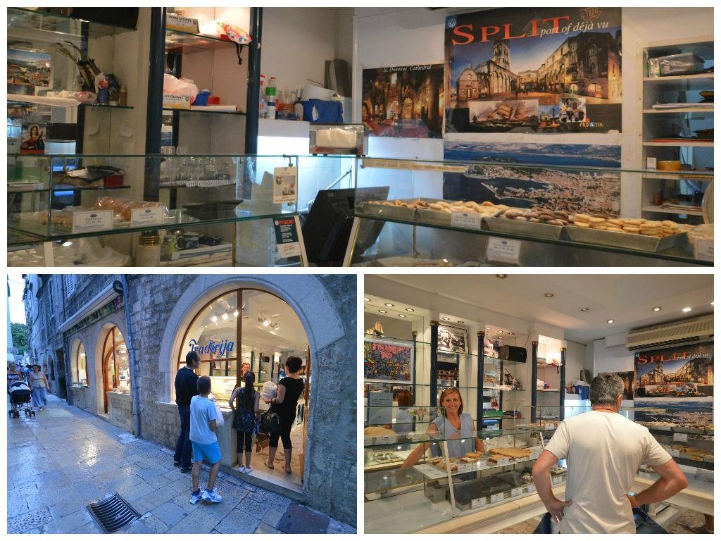 Tradicija, beste ijswinkel van Split