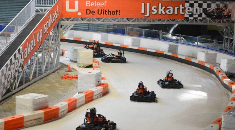 IJskarten in De Uithof in Den Haag