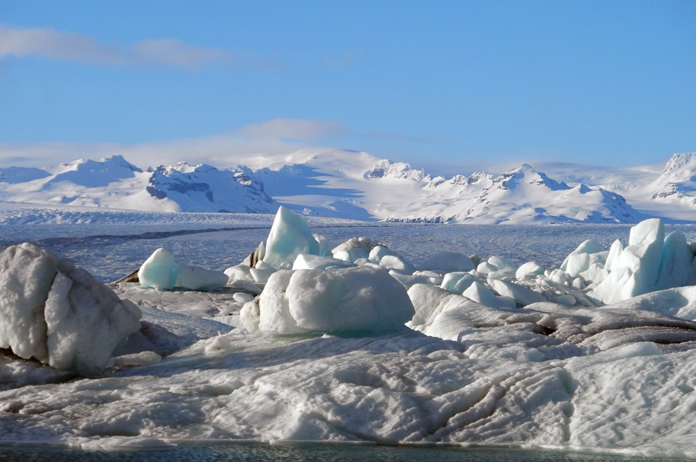 Jokulsarlon - IJsland