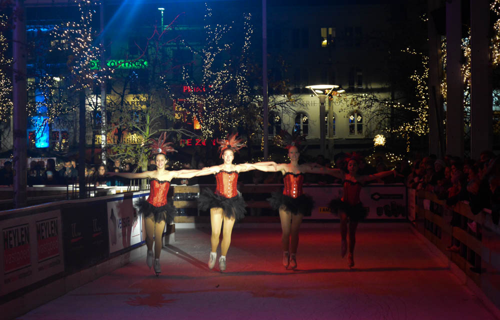 Openingsfeest Winter in Antwerpen