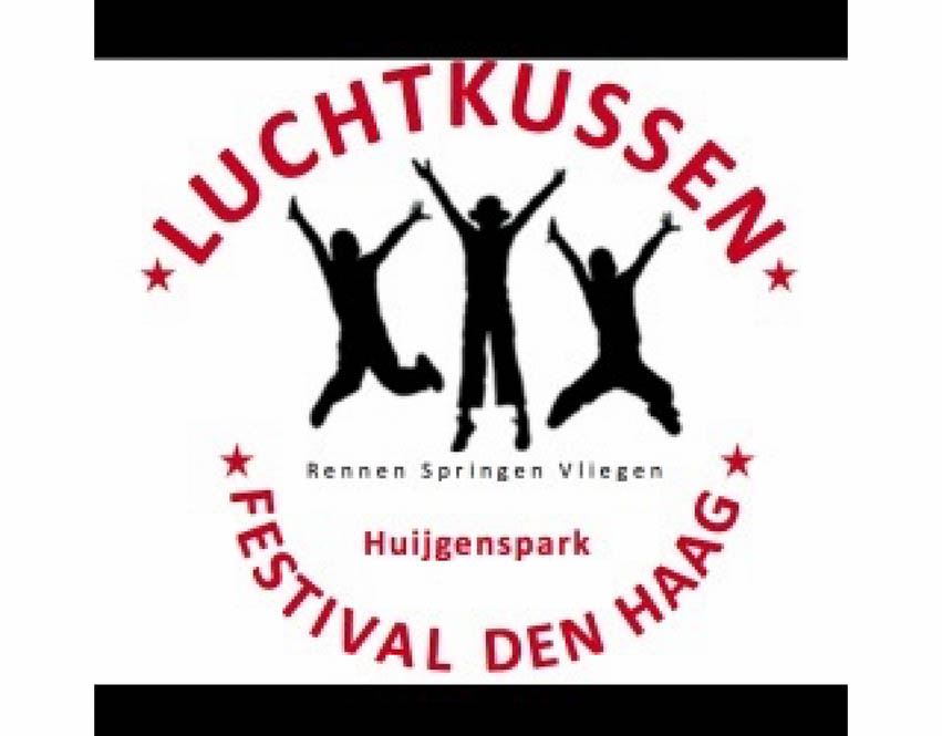 Luchtkussenfestival Den Haag 14 t/m 16 mei