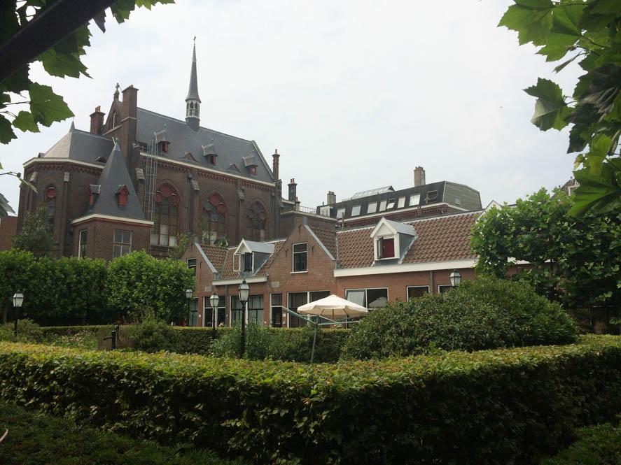Haagse Hofjes