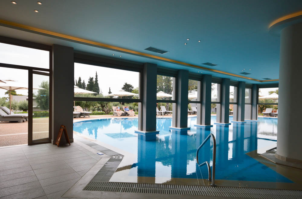 Indoor pool - Ikos Olivia