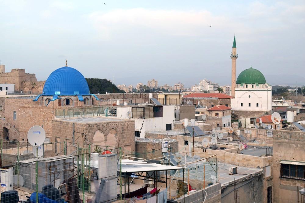 Israel-Akko-stad-moskee