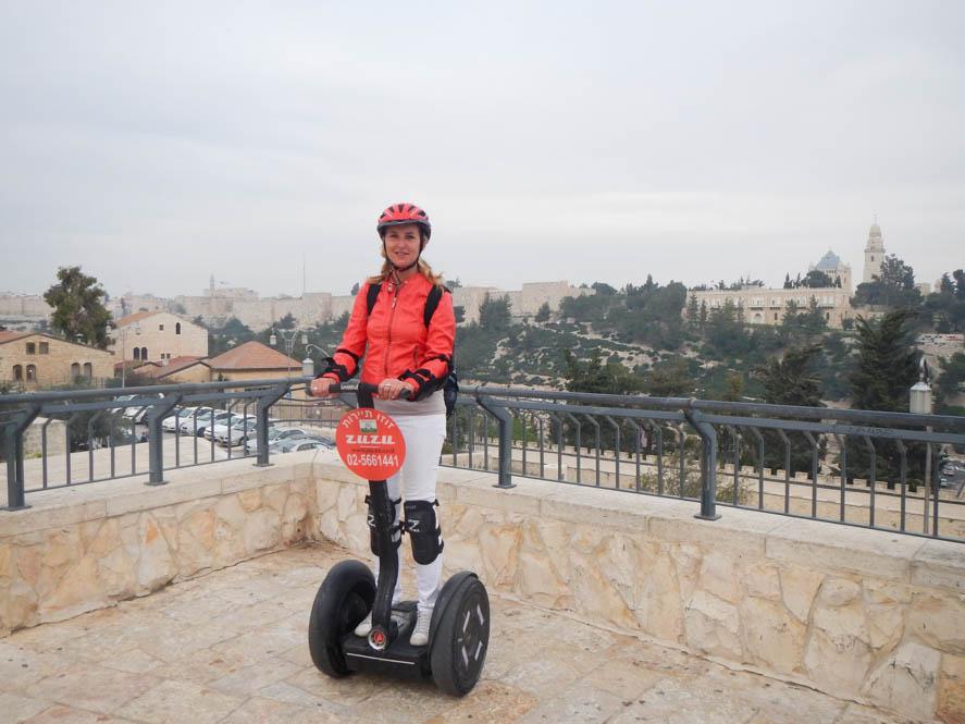 Segway tour Jeruzalem