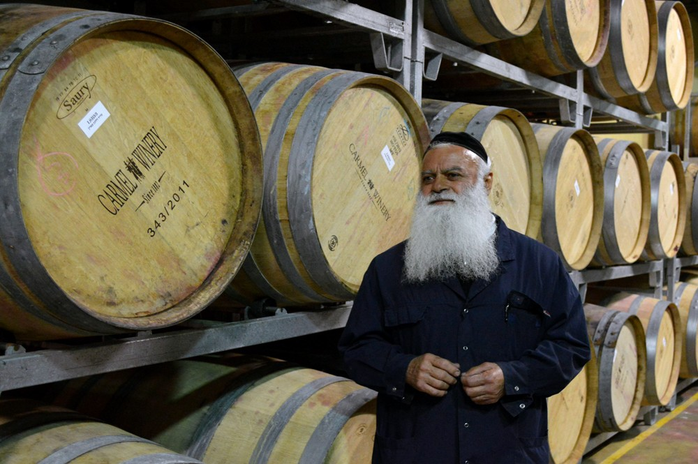 Israel-wijn-kosjer