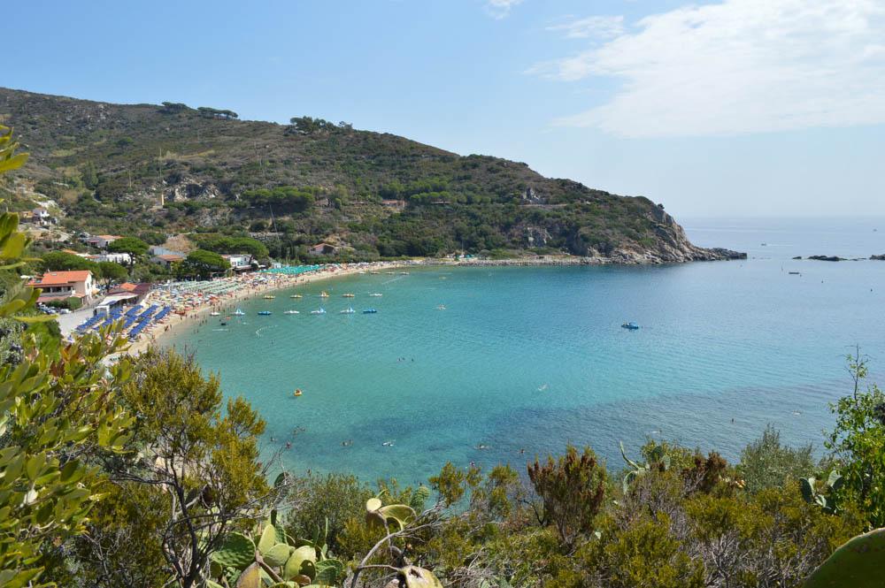 Een Roan vakantie in Toscane - Elba