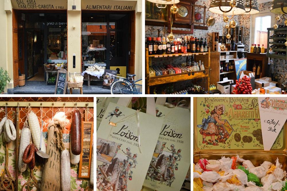 Hotspots in Leuven - Italië