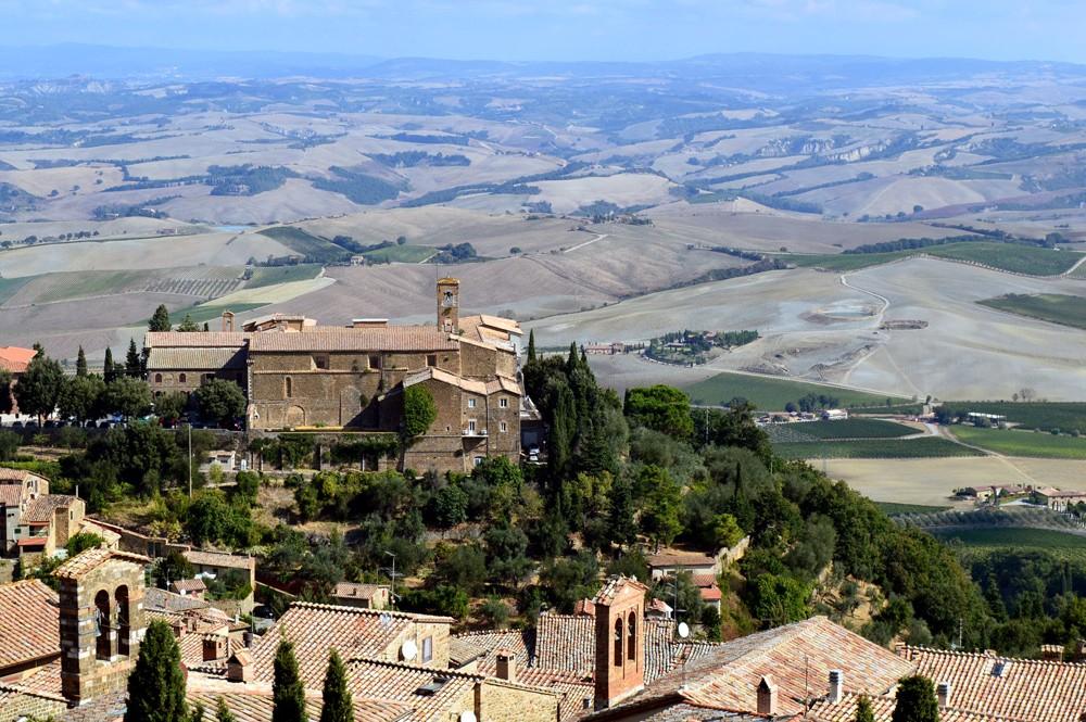 Italie-Montalcino-wijn