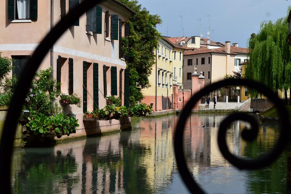Italie-Treviso-Stad