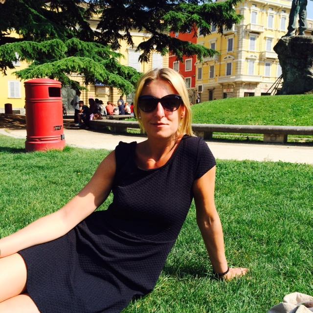 Italie-zonnebril