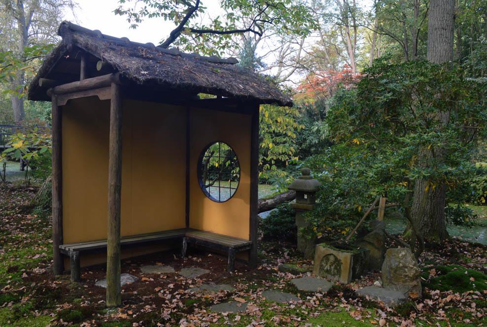 Japanse Tuin, het pronkstuk van Landgoed Clingendael