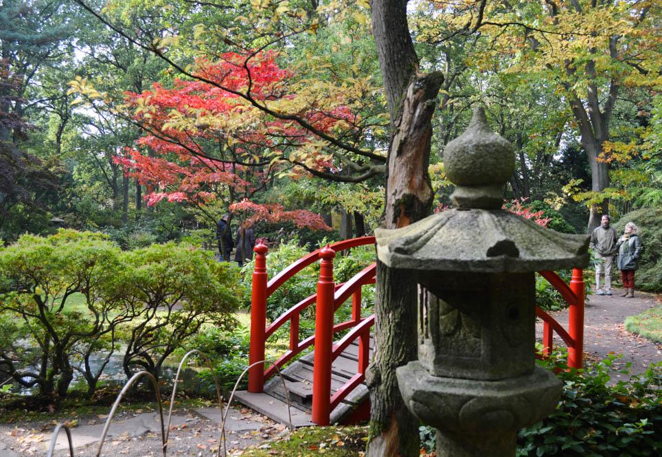 Japanse Tuin - Landgoed Clingendael