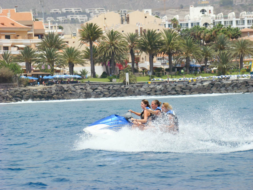 Watersport in Tenerife