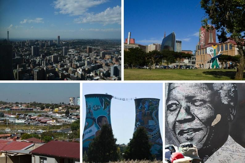 Wat moet je doen in Johannesburg, 5 reistips