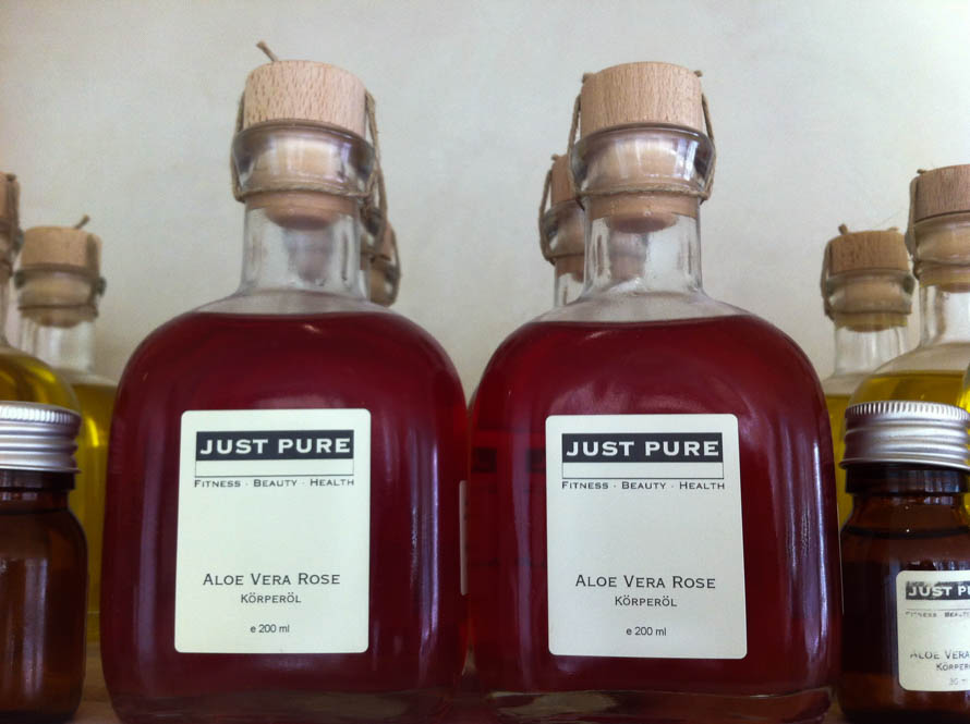 Onthaasten bij Just Pure Spa & Suite Munchen