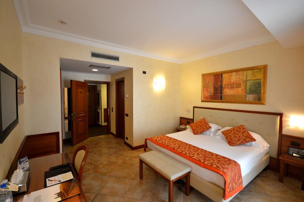 Kamer Hotel Athena