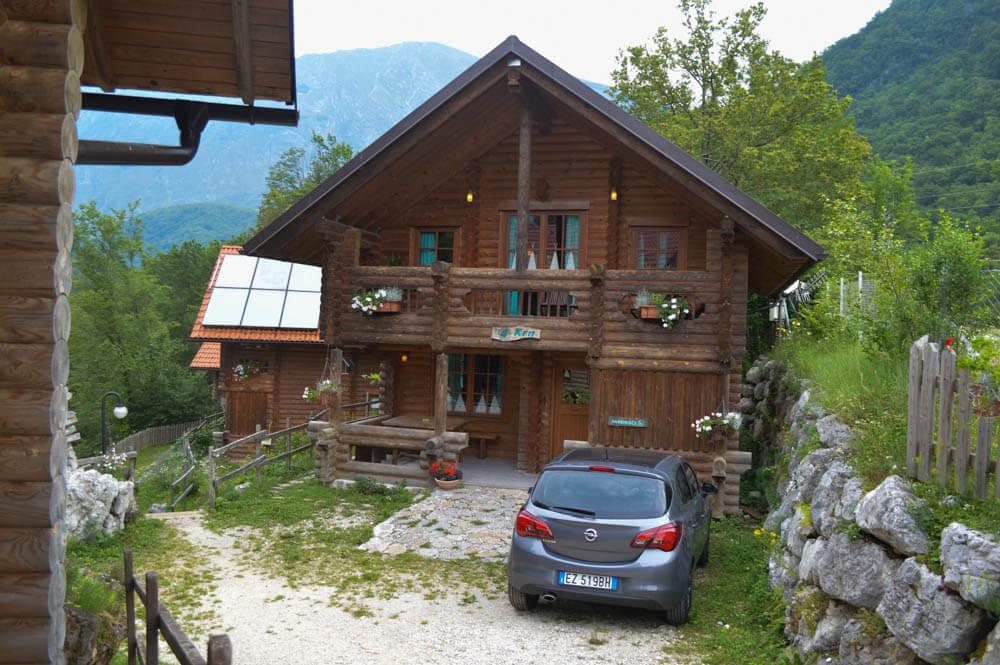 Kamp Koren Slovenie